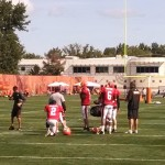 Berea training camp